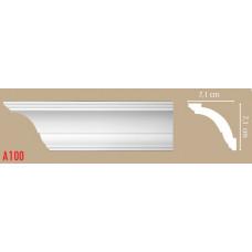 Карниз потолочный A100