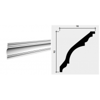 Карниз потолочный гибкий 1.50.139F
